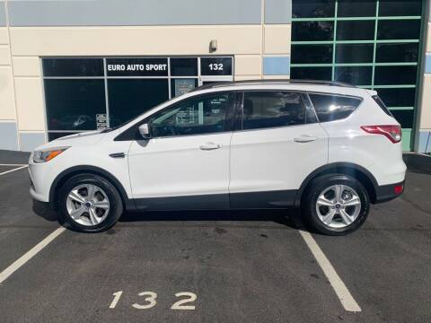 2015 Ford Escape for sale at Euro Auto Sport in Chantilly VA