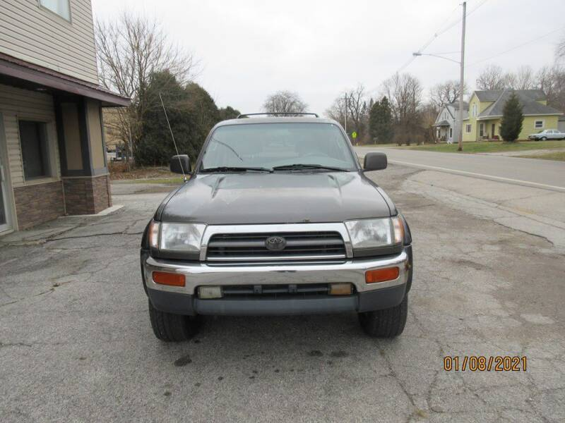 1998 Toyota 4Runner for sale at Settle Auto Sales TAYLOR ST. in Fort Wayne IN