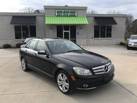 2008 Mercedes-Benz C-Class for sale at Cross Motor Group in Rock Hill SC