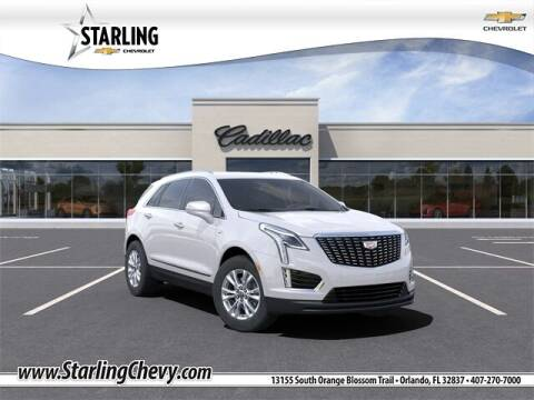 2021 Cadillac XT5 for sale at Pedro @ Starling Chevrolet in Orlando FL