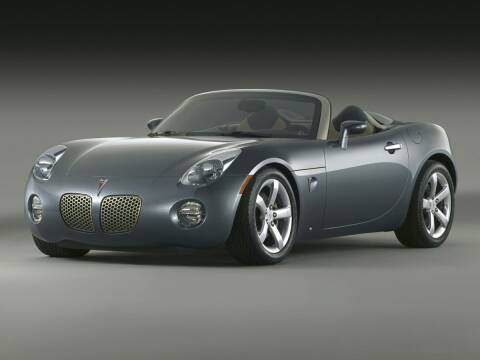 2006 Pontiac Solstice for sale at Hi-Lo Auto Sales in Frederick MD