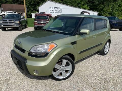 2010 Kia Soul for sale at Rt 33 Motors LLC in Rockbridge OH