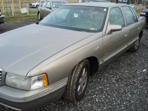 1999 Cadillac DeVille for sale at Branch Avenue Auto Auction in Clinton MD