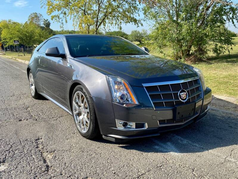 2011 Cadillac CTS for sale at Texas Auto Trade Center in San Antonio TX