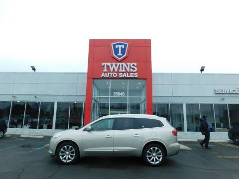 2013 Buick Enclave for sale at Twins Auto Sales Inc Redford 1 in Redford MI