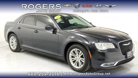 2019 Chrysler 300 for sale at ROGERS  AUTO  GROUP in Chicago IL