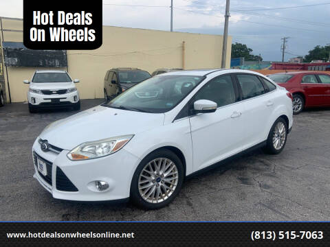 2012 Ford Focus for sale at Hot Deals On Wheels in Tampa FL