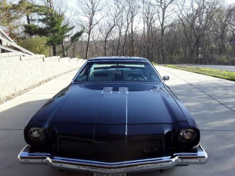 1973 Oldsmobile Cutlass Supreme for sale at Fair & Friendly Car & Truck Sales in Foristell MO