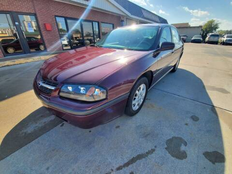 2004 Chevrolet Impala for sale at Eden's Auto Sales in Valley Center KS