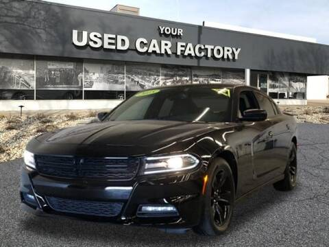 2015 Dodge Charger for sale at JOELSCARZ.COM in Flushing MI