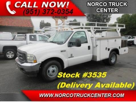 2004 Ford F-350 Super Duty for sale at Norco Truck Center in Norco CA