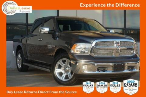 2018 RAM Ram Pickup 1500 for sale at Dallas Auto Finance in Dallas TX