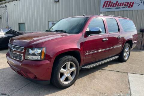 2009 Chevrolet Suburban for sale at Midway Motors in Conway AR