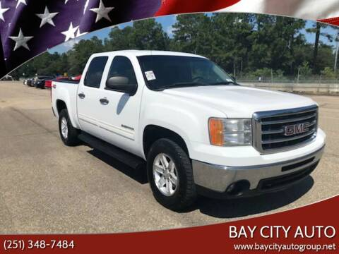 2012 GMC Sierra 1500 for sale at Bay City Auto's in Mobile AL