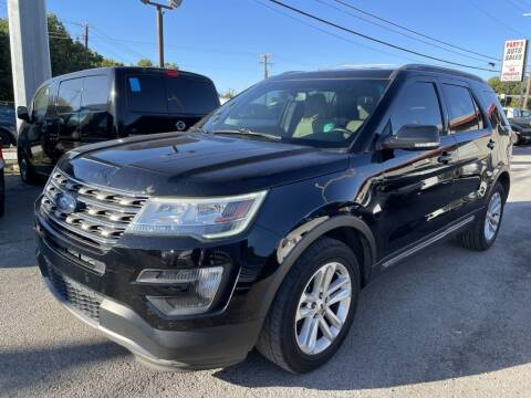 2016 Ford Explorer for sale at Pary's Auto Sales in Garland TX