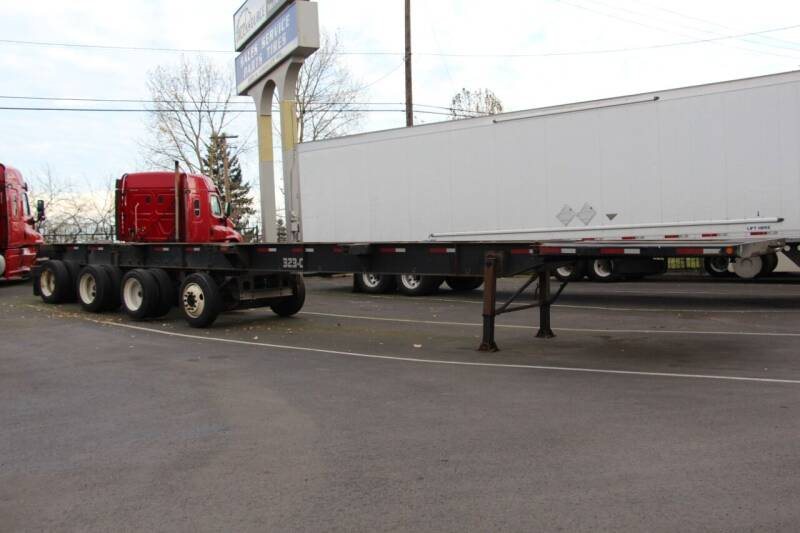 2014 Raja Super Chassis 4 Axle for sale at Truck Source Inc. in Portland OR