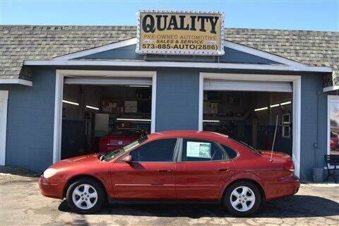 2000 Ford Taurus for sale at Quality Pre-Owned Automotive in Cuba MO