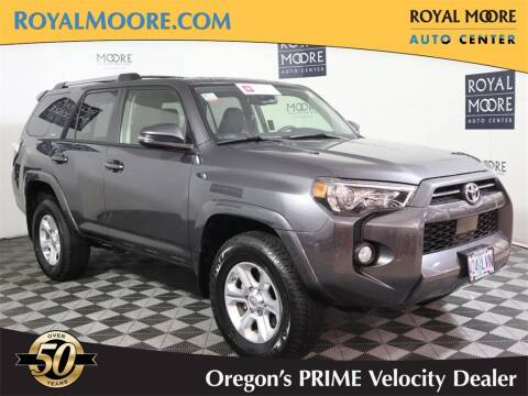 2020 Toyota 4Runner for sale at Royal Moore Custom Finance in Hillsboro OR