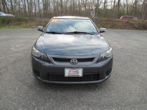 2011 Scion tC for sale at 4Auto Sales, Inc. in Fredericksburg VA