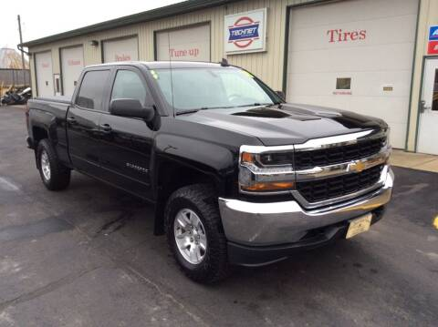 2018 Chevrolet Silverado 1500 for sale at TRI-STATE AUTO OUTLET CORP in Hokah MN