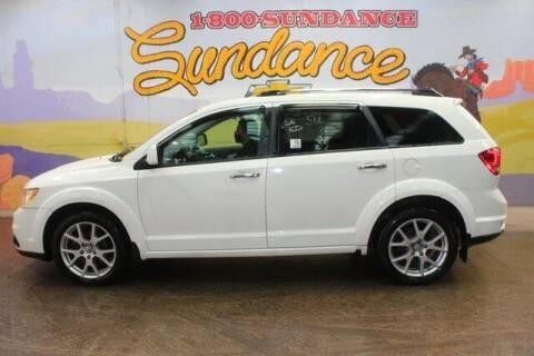 2011 Dodge Journey for sale at Sundance Chevrolet in Grand Ledge MI
