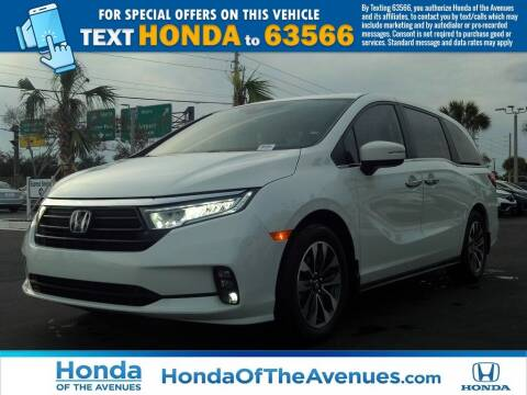 2021 Honda Odyssey for sale at Honda of The Avenues in Jacksonville FL