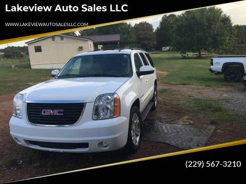 2011 GMC Yukon for sale at Lakeview Auto Sales LLC in Sycamore GA