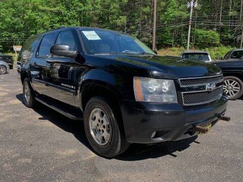 2008 Chevrolet Suburban for sale at Bladecki Auto LLC in Belmont NH