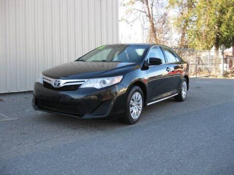 2012 Toyota Camry for sale at Jareks Auto Sales in Lowell MA