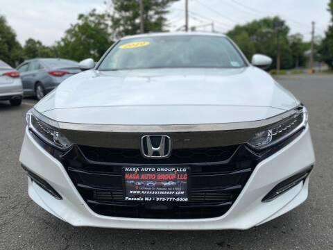 2019 Honda Accord for sale at Nasa Auto Group LLC in Passaic NJ