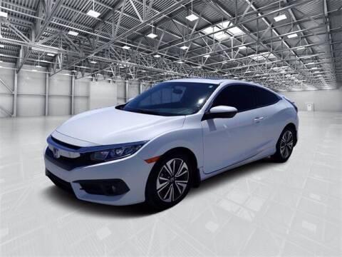 2018 Honda Civic for sale at Camelback Volkswagen Subaru in Phoenix AZ