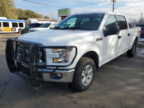 2017 Ford F-150 for sale at MIDWEST CAR SEARCH in Fridley MN