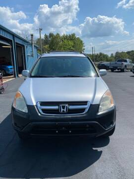 2003 Honda CR-V for sale at MJ'S Sales in Foristell MO