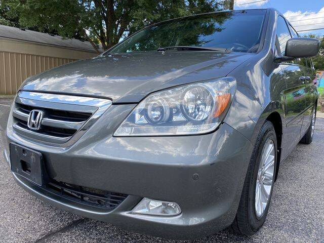 2007 Honda Odyssey for sale at Falls City Motorsports in Louisville KY