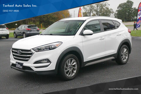 2017 Hyundai Tucson for sale at Tarheel Auto Sales Inc. in Rocky Mount NC