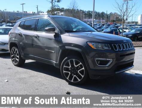 2018 Jeep Compass for sale at Carol Benner @ BMW of South Atlanta in Union City GA