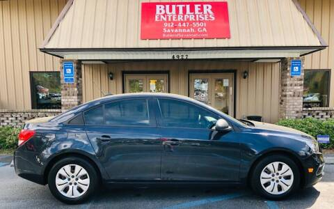 2016 Chevrolet Cruze Limited for sale at Butler Enterprises in Savannah GA