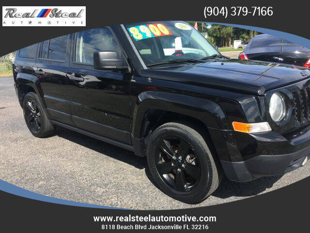 2015 Jeep Patriot for sale at Real Steel Automotive in Jacksonville FL