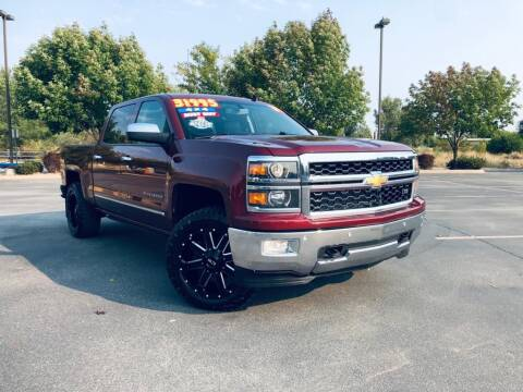 2014 Chevrolet Silverado 1500 for sale at Bargain Auto Sales LLC in Garden City ID