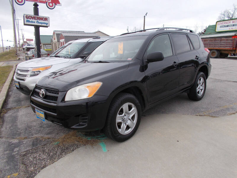 2011 Toyota RAV4 for sale at Governor Motor Co in Jefferson City MO
