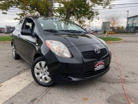2007 Toyota Yaris for sale at JerseyMotorsInc.com in Teterboro NJ