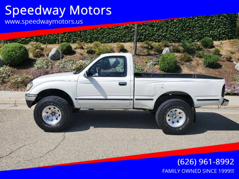1996 Toyota Tacoma for sale at Speedway Motors in Glendora CA