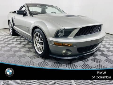 2008 Ford Shelby GT500 for sale at Preowned of Columbia in Columbia MO