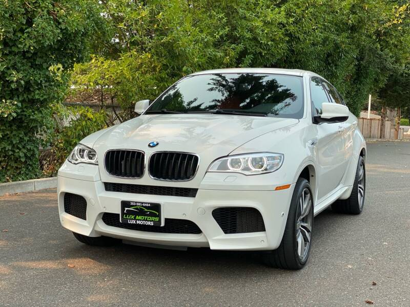 2014 BMW X6 M for sale in Tacoma, WA