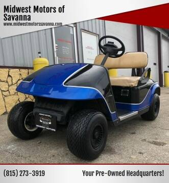 2006 GOLF CART ELECTRIC for sale at Midwest Motors of Savanna in Savanna IL