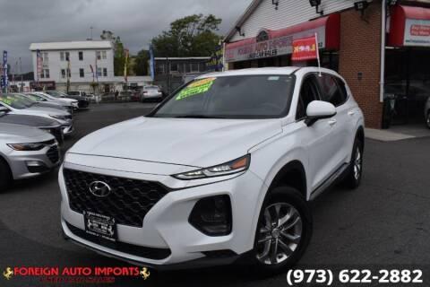2020 Hyundai Santa Fe for sale at www.onlycarsnj.net in Irvington NJ