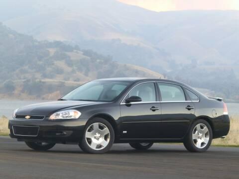 2007 Chevrolet Impala for sale at Sundance Chevrolet in Grand Ledge MI