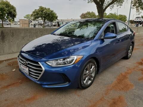 2018 Hyundai Elantra for sale at Matador Motors in Sacramento CA