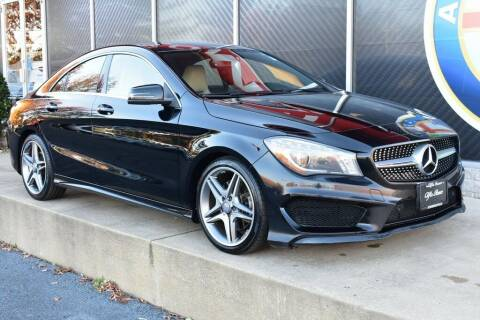 2015 Mercedes-Benz CLA for sale at Alfa Romeo & Fiat of Strongsville in Strongsville OH