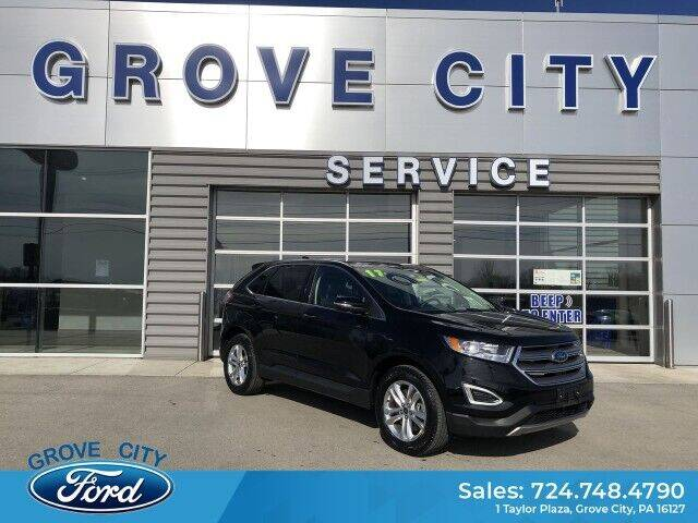 2017 Ford Edge for sale in Grove City, PA